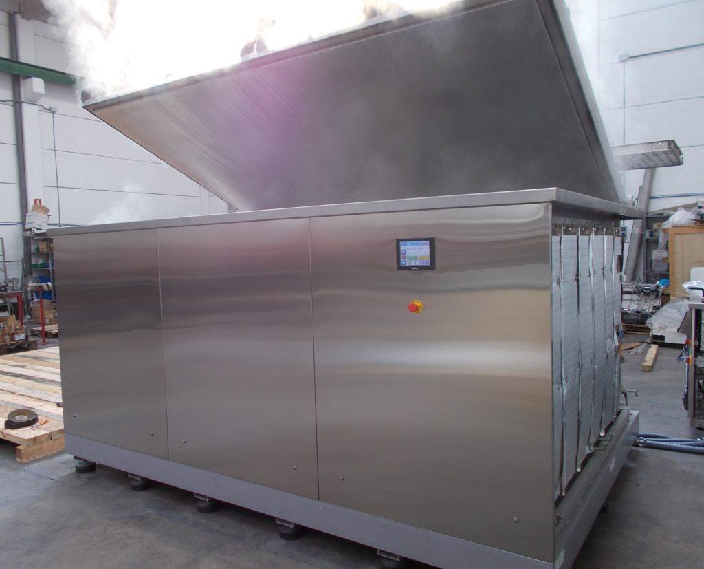 7500 litros de capacidad Ultratecno