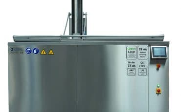Maquina limpieza ultrasonidos