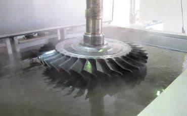limpieza turbo marino