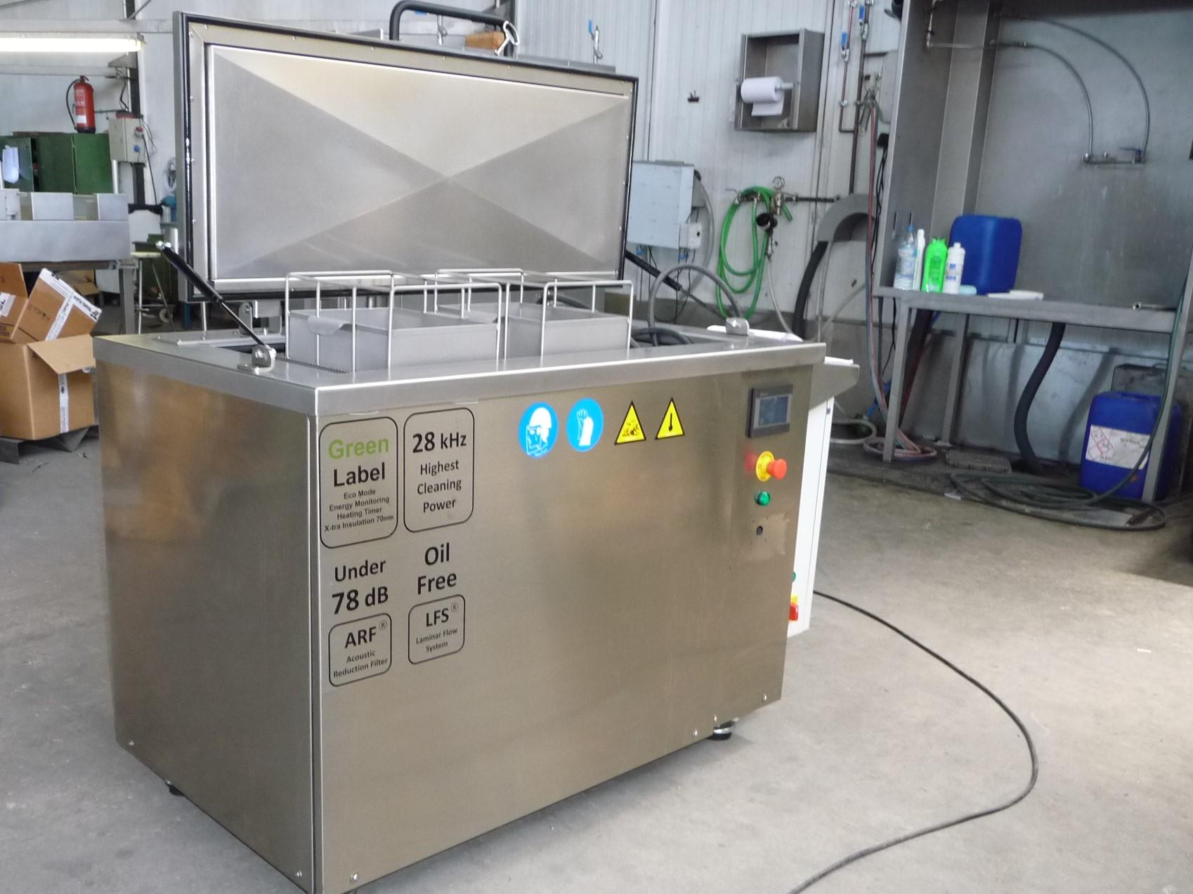 equipo de ultrasonidos - ultratecno