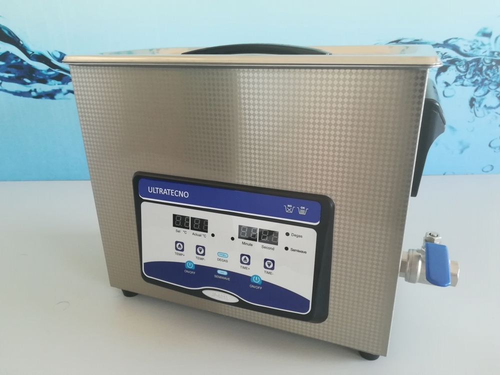 cuba de limpieza con ultrasonidos